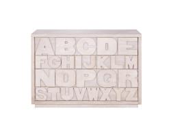 Alphabet Commode 6 Laci