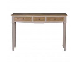 Juliette Console Desk 3 Drawers