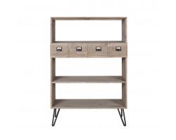 Bookshelf 1 Laci 3 Tundan