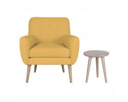 Visby Sofa 1 Dudukan Set Promo
