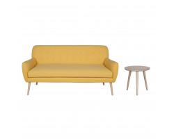 Visby Sofa 3 Seaters Set Promo