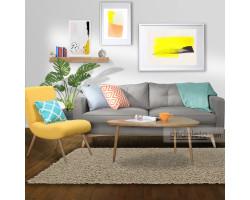 Kiruna Sofa 3 Dudukan Set Promo